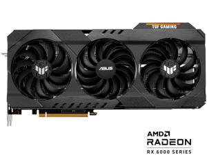 ASUS TUF Gaming Radeon RX 6800 16GB GDDR6 PCI Express 4.0 Video Card TUF-RX6800-O16G-GAMING