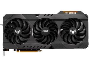 ASUS TUF Gaming Radeon RX 6900 XT TUF-RX6900XT-O16G-GAMING 16GB 256-Bit GDDR6 PCI Express 4.0 HDCP Ready CrossFireX Support Video Card