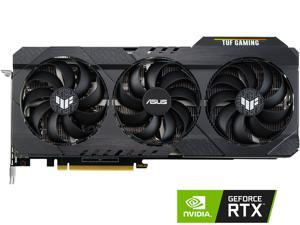ASUS TUF Gaming GeForce RTX 3060 DirectX 12 Ultimate TUF-RTX3060-O12G-GAMING 12GB 192-Bit GDDR6 PCI Express 4.0 HDCP Ready Video Card, OC Edition