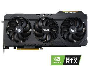 ASUS TUF Gaming GeForce RTX 3060 DirectX 12 Ultimate TUF-RTX3060-12G-GAMING 12GB 192-Bit GDDR6 PCI Express 4.0 HDCP Ready Video Card, OC Edition