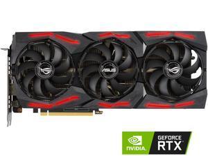 ASUS ROG STRIX GeForce RTX 2060 6GB GDDR6 PCI Express 3.0 Video Card ROG-STRIX-RTX2060-O6G-EVO-V2-GAMING