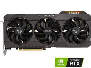 ASUS TUF Gaming GeForce RTX 3070 V2 OC Edition 8GB GDDR6 PCI Express 4.0 Video Card TUF-RTX3070-O8G-V2-GAMING (LHR)