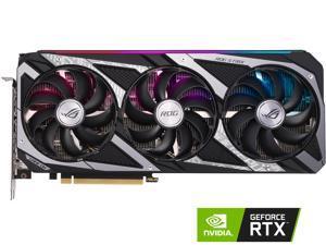 ASUS ROG Strix GeForce RTX 3060 12GB GDDR6 PCI Express 4.0 Video Card ROG-STRIX-RTX3060-O12G-V2-GAMING