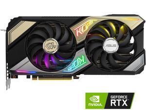 ASUS KO-RTX3060TI-O8G-V2-GAMING KO GeForce RTX 3060 Ti Video Card