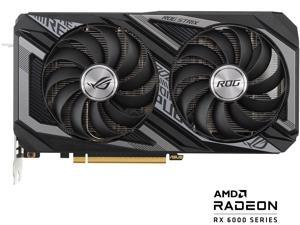 ASUS ROG STRIX Radeon RX 6600 XT 8GB GDDR6 PCI Express 4.0 CrossFireX Support ATX Video Card ROG-STRIX-RX6600XT-O8G-GAMING