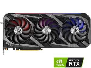ASUS STRIX-RTX3080-O10G-V2-GAMING ROG GeForce RTX 3080 Video Card