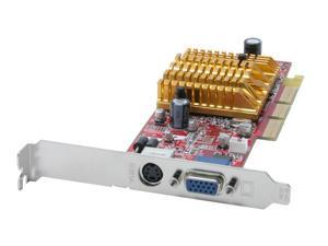 MSI Radeon 9250 64MB DDR AGP 4X/8X Video Card RX9250-T64