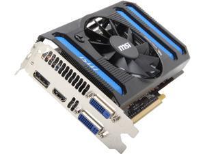 MSI GeForce GTX 650 Ti BOOST DirectX 11 N650ti-2GD5/OC BE 2GB 192-Bit GDDR5 HDCP Ready SLI Support Video Card