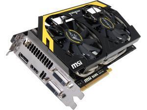 MSI N760 HAWK G-SYNC Support GeForce GTX 760 2GB 256-Bit GDDR5 PCI Express 3.0 x16 HDCP Ready SLI Support Video Card