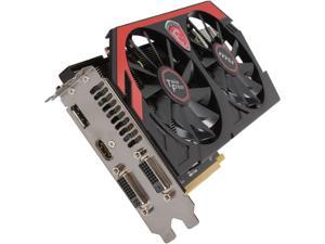 MSI R9 270 GAMING 2GB 256-Bit GDDR5 HDCP Ready CrossFireX Support Video Card