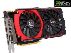 MSI GeForce GTX 980 GAMING 4G