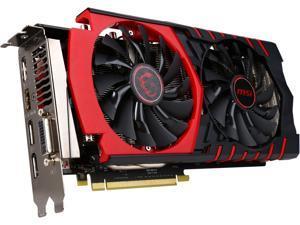 MSI GeForce GTX 960 4GB GDDR5 PCI Express 3.0 x16 SLI Support ATX Video Card GTX 960 GAMING 4G