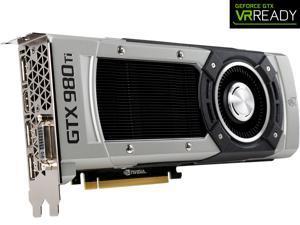 MSI GeForce GTX 980 Ti 6GB GDDR5 PCI Express 3.0 SLI Support ATX Video Card GTX 980Ti 6GD5