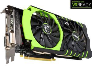 MSI GeForce GTX 970 DirectX 12 GTX 970 GAMING LE 100ME 4GB 256-Bit GDDR5 PCI Express 3.0 HDCP Ready SLI Support ATX GAMING LE 100 Million Edition Video Card