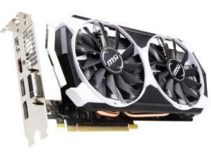 MSI GeForce GTX 960 DirectX 12 GTX 960 4GD5T OC 4GB 128-Bit GDDR5 PCI Express 3.0 HDCP Ready SLI Support ATX Video Card