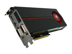VisionTek 900298 Radeon HD 5870 (Cypress XT) 1GB 256-bit GDDR5 PCI Express 2.0 x16 HDCP Ready CrossFire Supported Video Card w/ATI Eyefinity