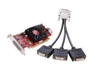 Visiontek Radeon HD 5450 SFF 512MB DDR3 3M (3 x DVI-D), 900344