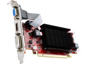 VisionTek Radeon 5450 DirectX 11 900861 2GB DDR3 PCI Express 2.1 x16 ATX Video Card