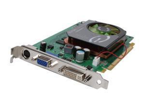EVGA GeForce 8600 GT 256MB GDDR2 PCI Express x16 SLI Support Video Card 256-P2-N752-TR