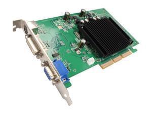 EVGA GeForce 6200 512MB GDDR2 AGP 8X Video Card 512-A8-N403-LR