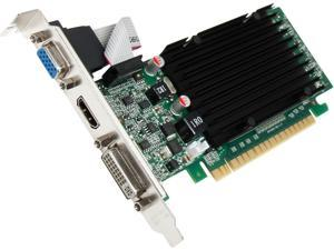 EVGA GeForce 210 DirectX 10.1 01G-P3-1313-KR 1GB 64-Bit DDR3 PCI Express 2.0 HDCP Ready Low Profile Ready Video Card