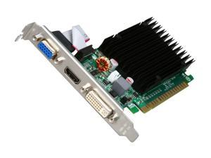 EVGA GeForce 8400 GS 512MB DDR3 PCI Express 2.0 x16 Low Profile Ready Video Card 512-P3-1301-KR