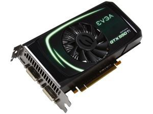 EVGA 01G-P3-1556-KR GeForce GTX 550 Ti (Fermi) FPB 1GB 192-bit GDDR5 PCI Express 2.0 x16 HDCP Ready SLI Support Video Card
