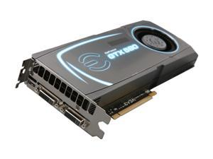 EVGA GeForce GTX 580 (Fermi) 3GB GDDR5 PCI Express 2.0 x16 SLI Support Video Card 03G-P3-1584-AR