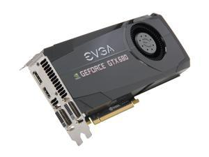 EVGA GeForce GTX 680 DirectX 11 02G-P4-2680-KR 2GB 256-Bit GDDR5 PCI Express 3.0 x16 HDCP Ready SLI Support Video Card