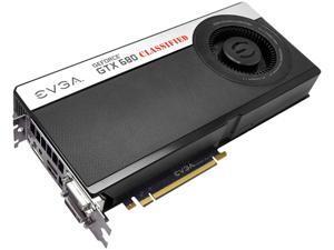 Used - Very Good: GIGABYTE GeForce GTX 680 DirectX 11 GV-N680OC-2GD Video  Card - Newegg com
