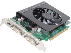 EVGA GeForce GT 440 (Fermi) 1GB DDR3 PCI Express 2.0 x16 Video Card 01G-P3-1441-RX