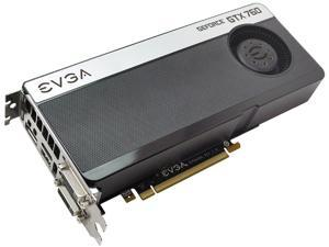 EVGA GeForce GTX 760 4GB GDDR5 PCI Express 3.0 SLI Support Video Card 04G-P4-2766-KR
