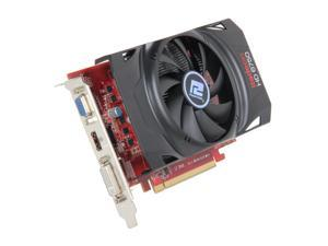 PowerColor Radeon HD 6750 DirectX 11 AX6750 1GBK3-H 1GB 128-Bit DDR3 PCI Express 2.1 x16 HDCP Ready Video Card