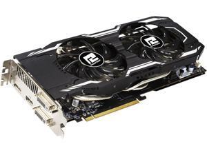 PowerColor PCS+ Radeon R9 380X 4GB GDDR5 PCI Express 3.0 CrossFireX Support ATX Myst. Edition Video Card AXR9 380X 4GBD5-PPDHV2E