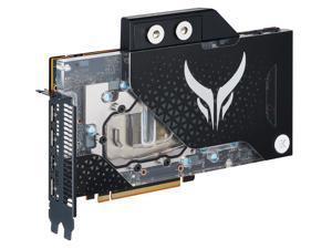 PowerColor Liquid Devil Radeon RX 5700 XT DirectX 12 AXRX 5700XT 8GBD6-WDH/OC 8GB 256-Bit GDDR6 PCI Express 4.0 x16 CrossFireX Support Video Card