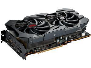 PowerColor RED DEVIL Radeon RX 5600 XT DirectX 12 AXRX 5600XT 6GBD6-3DHE/OC 6GB 192-Bit GDDR6 PCI Express 4.0 CrossFireX Support ATX Video Card