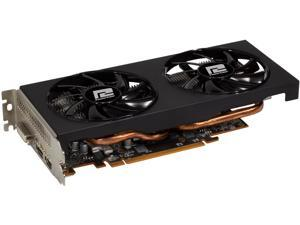PowerColor Radeon RX 5500 XT DirectX 12 AXRX 5500XT 8GBD6-DH/OC 8GB 128-Bit GDDR6 PCI Express 4.0 CrossFireX Support ATX Video Card