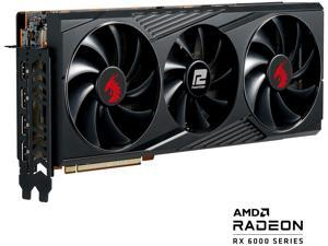 PowerColor Red Dragon AMD Radeon RX 6800 XT Gaming Graphics Card with 16GB GDDR6 Memory, Powered by AMD RDNA 2, Raytracing, PCI Express 4.0, HDMI 2.1, AMD Infinity Cache