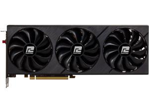 PowerColor Fighter AMD Radeon RX 6800 Gaming Graphics card with 16GB GDDR6 Memory, Powered by AMD RDNA 2, Raytracing, PCI Express 4.0, HDMI 2.1, AMD Infinity Cache