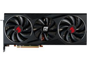 PowerColor Red Dragon AMD Radeon RX 6800 Gaming Graphics card with 16GB GDDR6 Memory, Powered by AMD RDNA 2, Raytracing, PCI Express 4.0, HDMI 2.1, AMD Infinity Cache