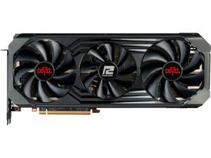 PowerColor Red Devil AMD Radeon RX 6800 XT Gaming Graphics Card with 16GB GDDR6 Memory, Powered by AMD RDNA 2, HDMI 2.1 (AXRX 6800XT 16GBD6-3DHE/OC)