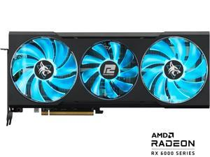 PowerColor Hellhound AMD Radeon RX 6700 XT Gaming Graphics Card with 12GB GDDR6 Memory, Powered by AMD RDNA 2, HDMI 2.1 (AXRX 6700XT 12GBD6-3DHL)