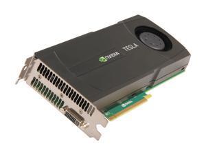 NVIDIA TESLA Tesla C2075 900-21030-0020-100 6GB 384-bit GDDR5 PCI Express 2.0 x16 Workstation Video Card