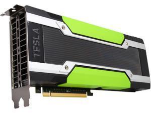 NVIDIA Tesla K80 2 x Kepler GK210 900-22080-0000-000 24GB (12GB per GPU) 384-bit GDDR5 PCI Express 3.0 x16 GPU Accelerators for Servers