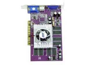 PNY GeForce FX 5200 DirectX 9 VCGFX52PPB 128MB DDR PCI Video Card