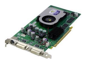PNY Quadro FX 1300 VCQFX1300-PCIE-PB 128MB 128-bit DDR PCI Express x16 Workstation Video Card