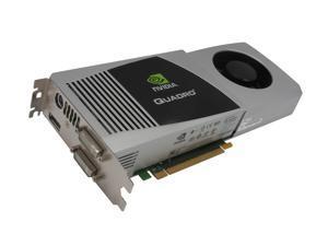 PNY Quadro FX 5800 VCQFX5800-PCIE-PB 4GB 512-bit GDDR3 PCI Express 2.0 x16 Workstation Video Card