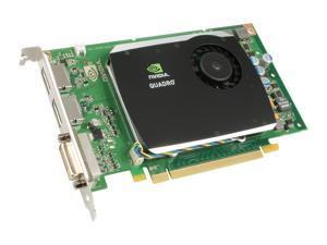 PNY Quadro FX 580 VCQFX580-PCIE-PB 512MB 128-bit GDDR3 PCI Express 2.0 x16 Workstation Video Card