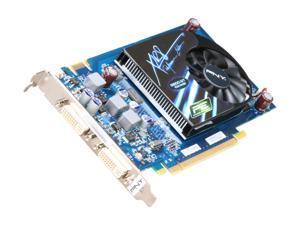 PNY GeForce 9800 GT DirectX 10 VCG98GTEE1XPB 1GB 256-Bit DDR3 PCI Express 2.0 x16 HDCP Ready SLI Support Video Card