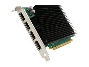 PNY VCQ450NVS-X16-DVI-PB Quadro NVS 450 512MB 128-bit GDDR3 PCI Express x16 Workstation Video Card